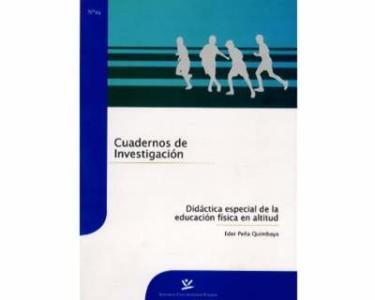 Didáctica especial de la educación física en altitud