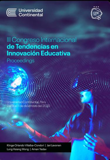 III Congreso Internacional de Tendencias en Innovación Educativa Proceedings