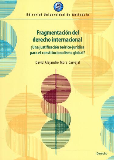 Fragmentación del derecho internacional