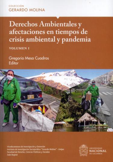 Derechos ambientales y afectaciones en tiempos de crisis ambiental y pandemia