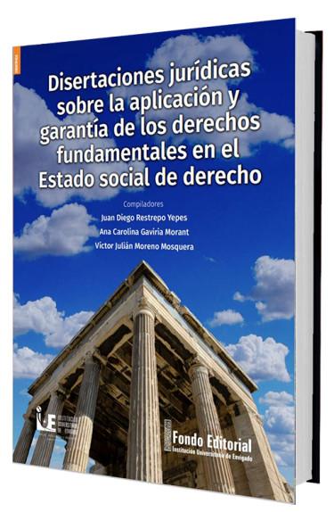 Disertaciones jurídicas sobre la aplicación y garantía de los derechos fundamentales en el estado
