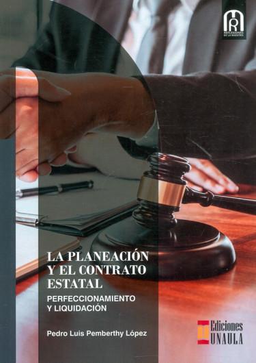 La planeación y el contrato estatal