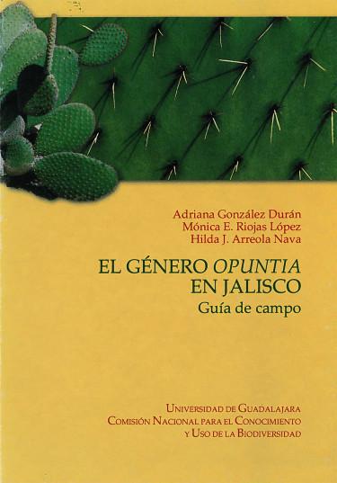 El género opuntia en Jalisco