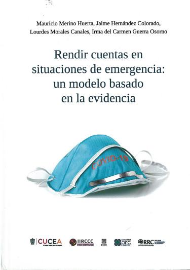 Rendir cuentas en situaciones de emergencia: un modelo basado en la evidencia