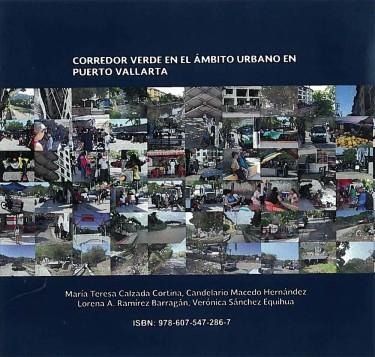 Corredor verde en el ámbito urbano en Puerto Vallarta