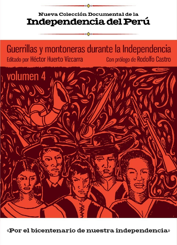 Nueva Colección Documental de Independencia del Perú