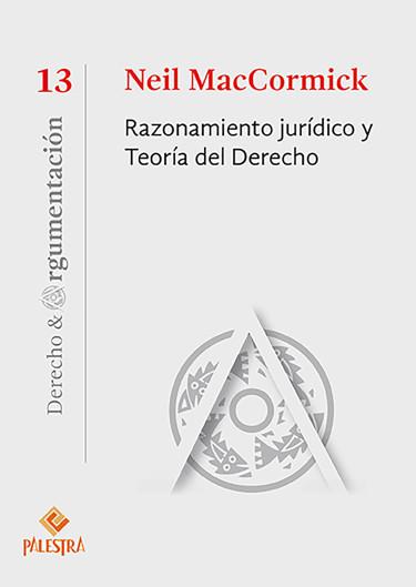 Razonamiento jurídico y teoría del derecho