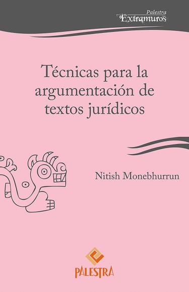 Técnicas para la argumentación de textos jurídicos