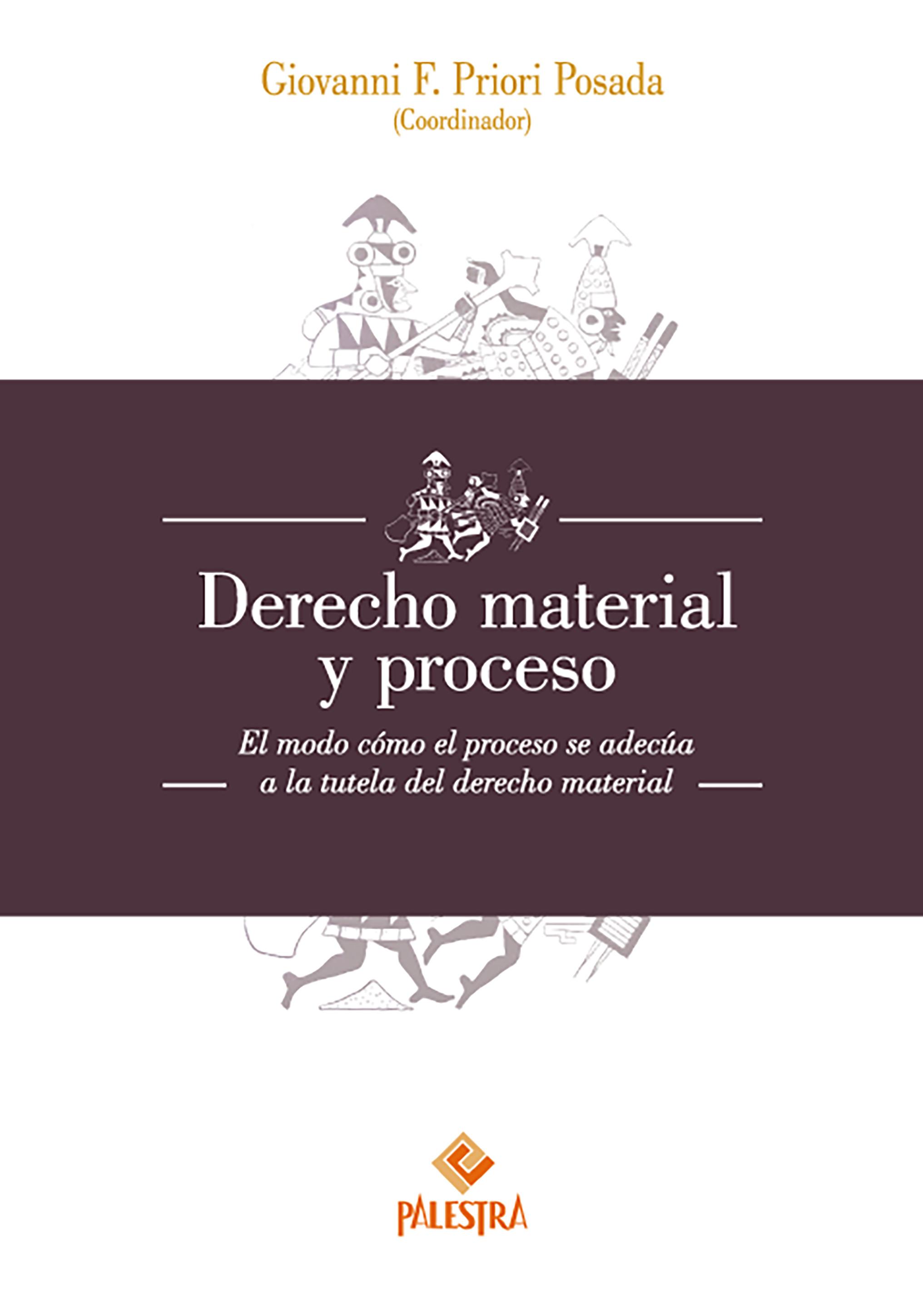 Derecho material y proceso