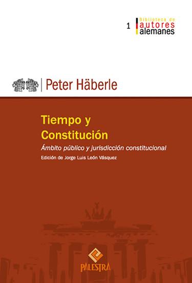 Tiempo y constitución