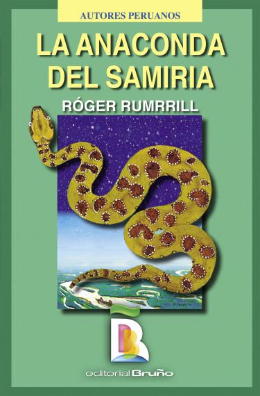 La anaconda del Samiria