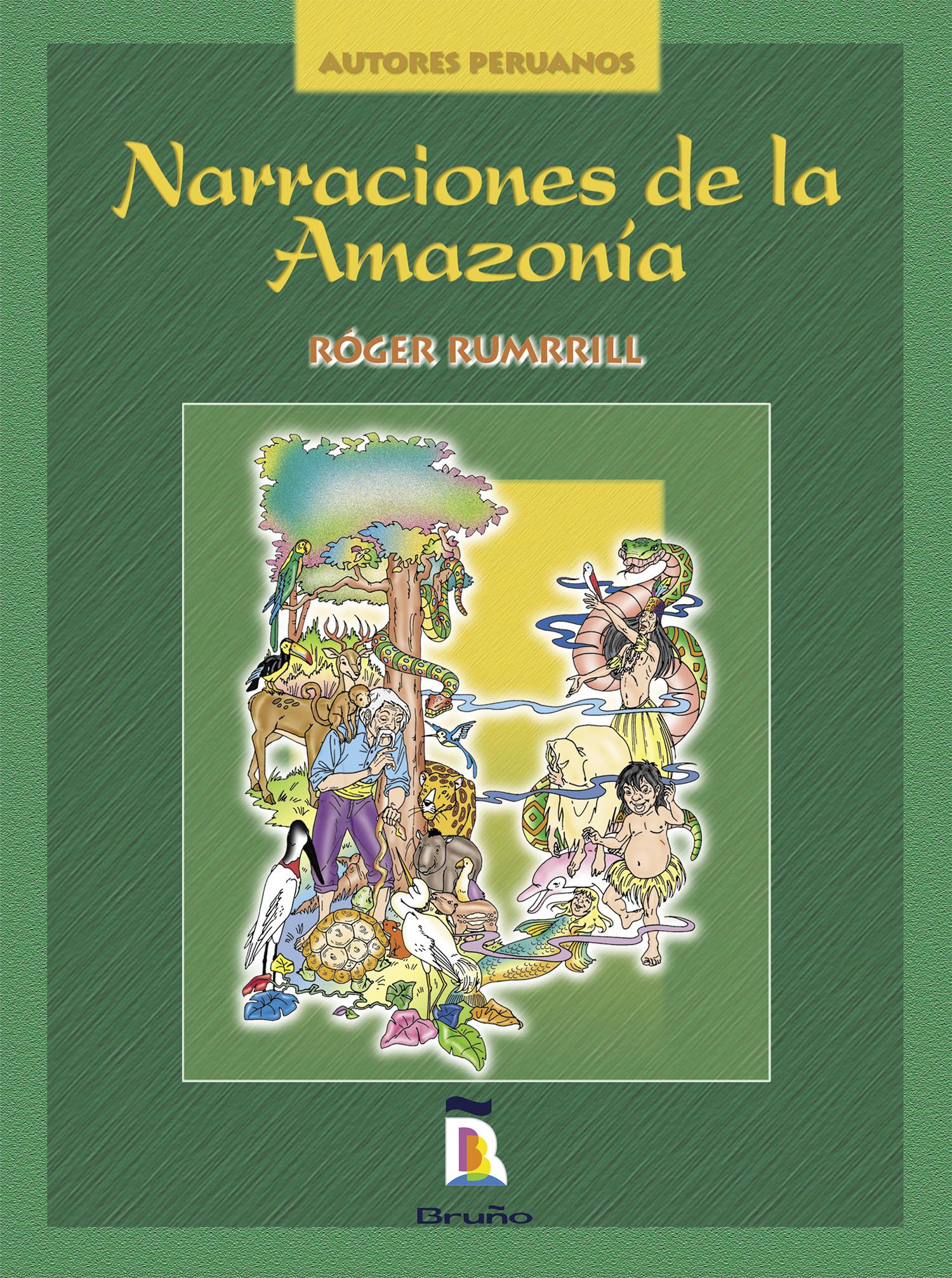 Narraciones de la amazonía