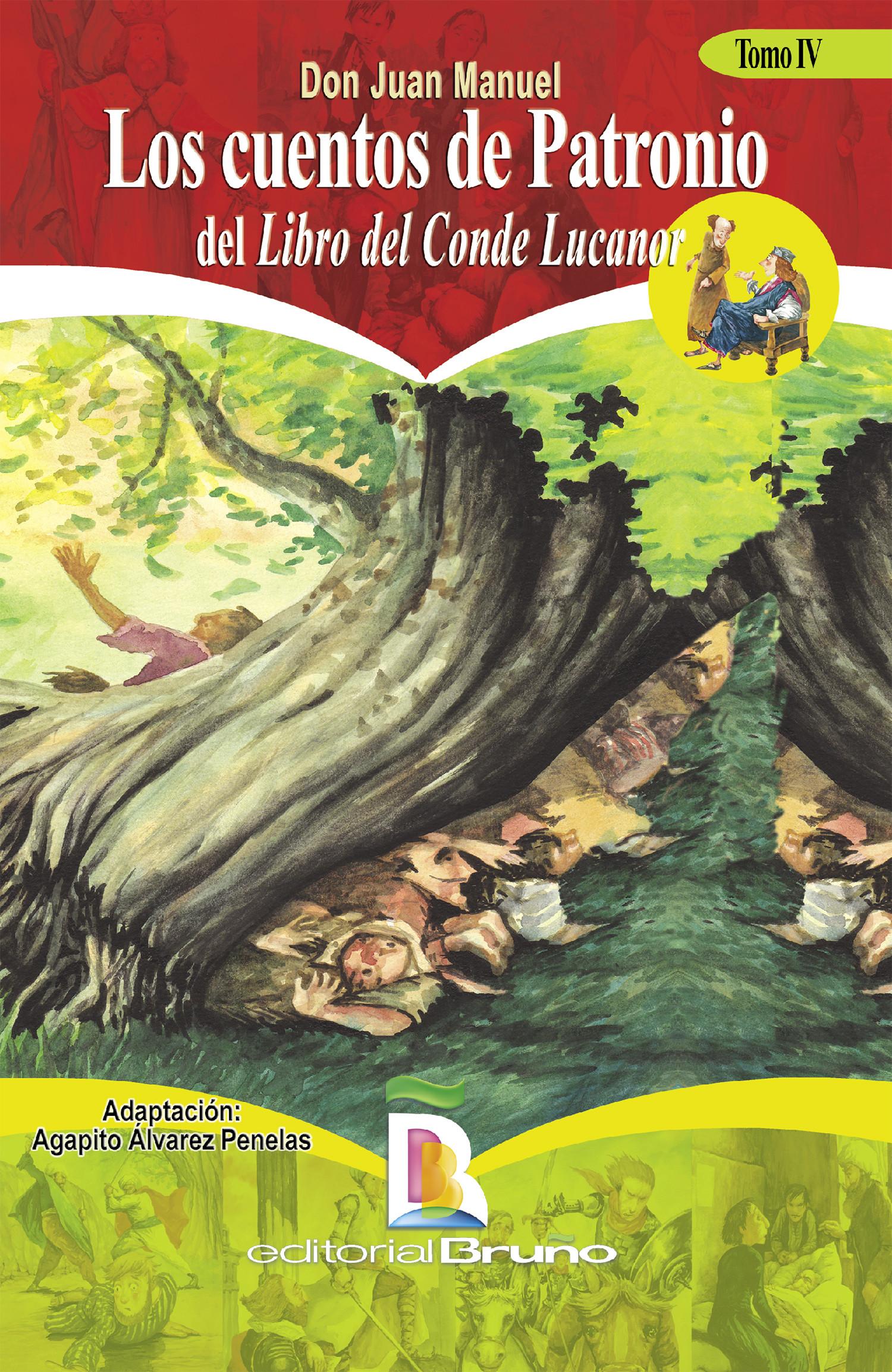 Los cuentos de Patronio del libro del Conde Lucanor 4