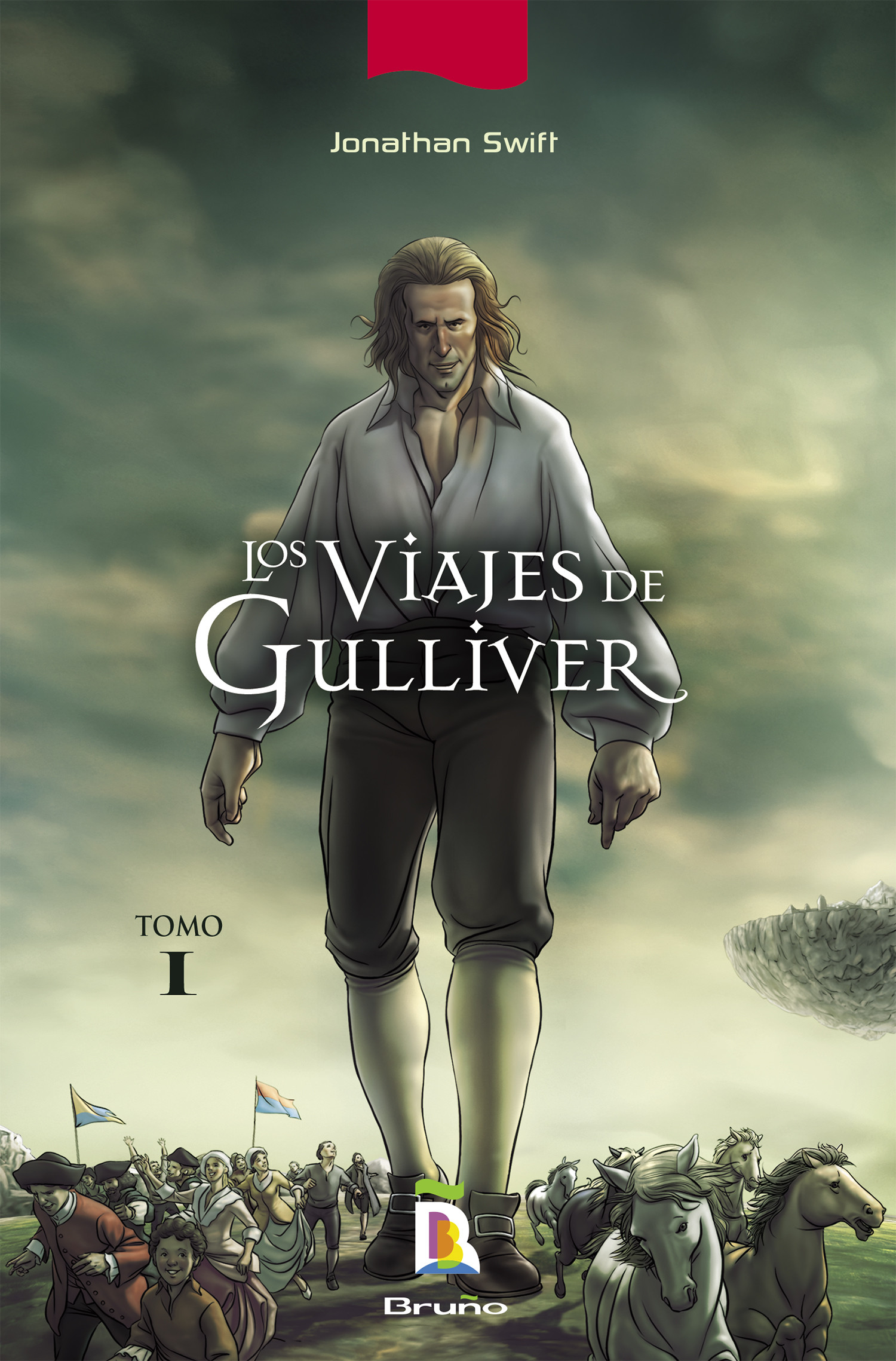 Los viajes de Gulliver 1