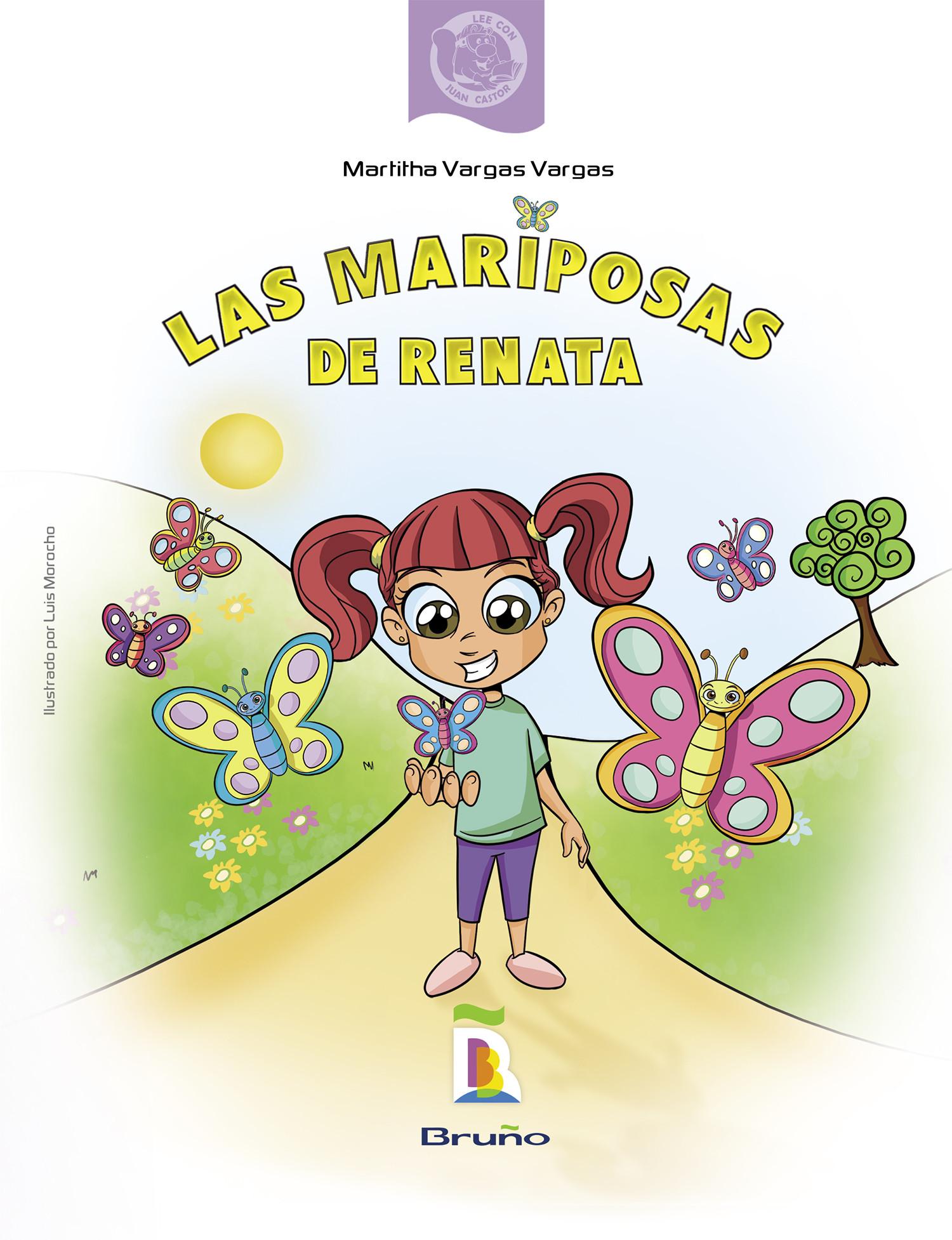 Las mariposas de Renata