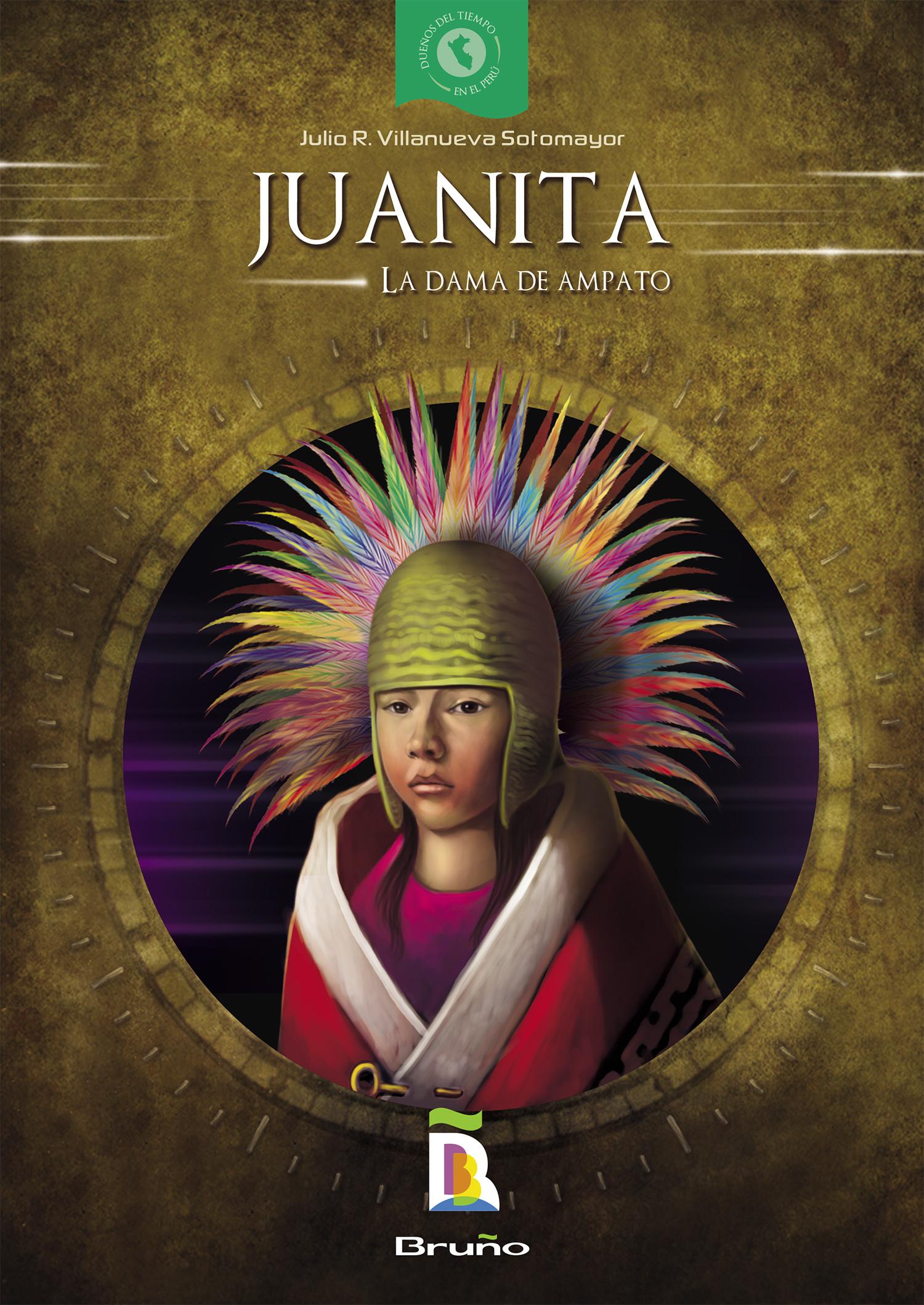 Juanita. La dama de Ampato