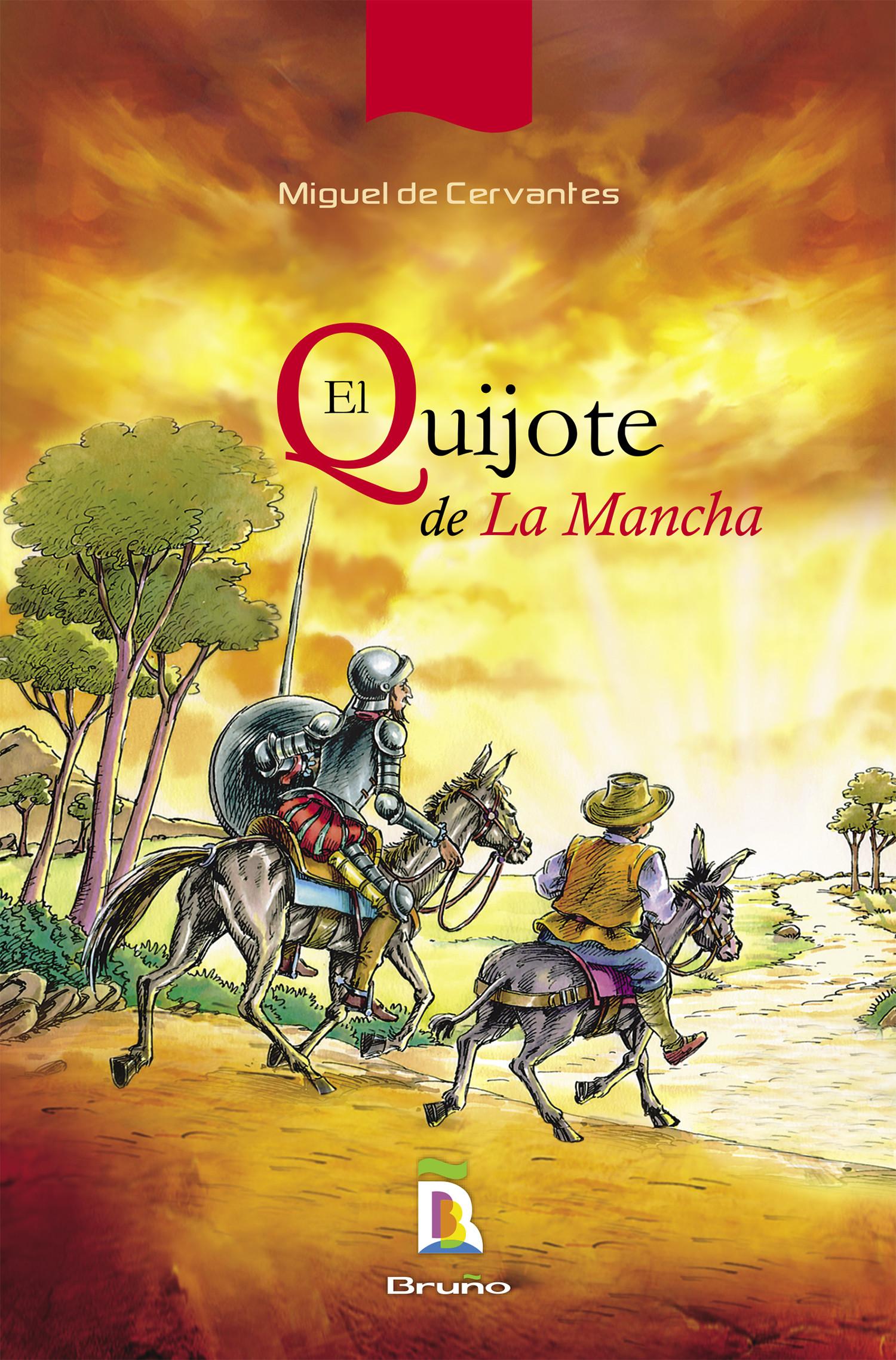 El Quijote de La Mancha