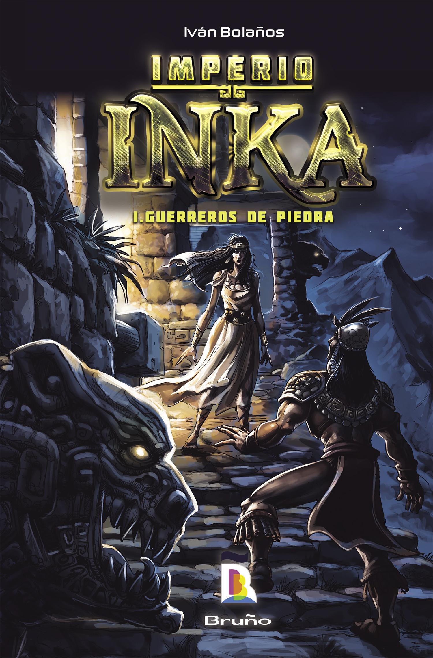 Imperio Inka I: Guerreros de piedra