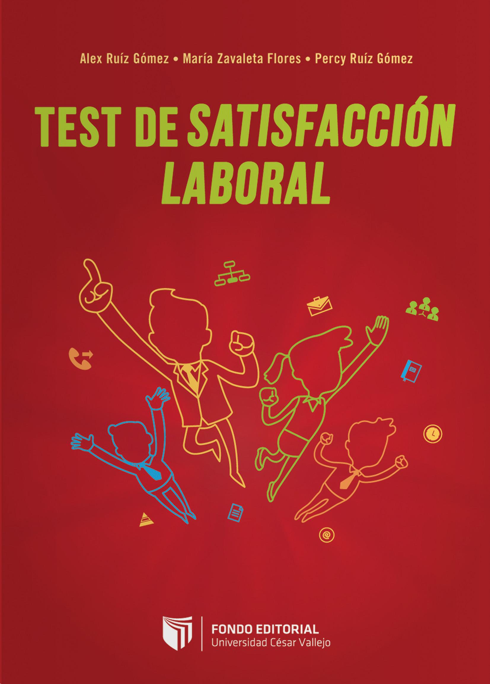 Test de satisfacción laboral SL-ARG