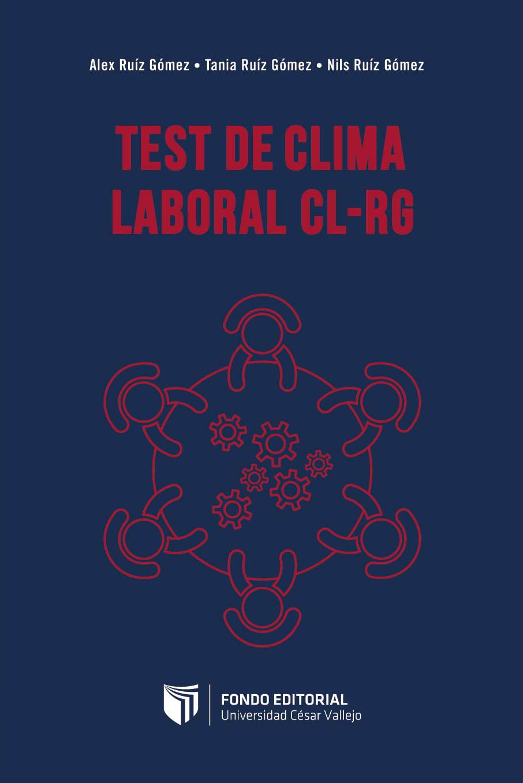 Test de clima laboral CL-RG