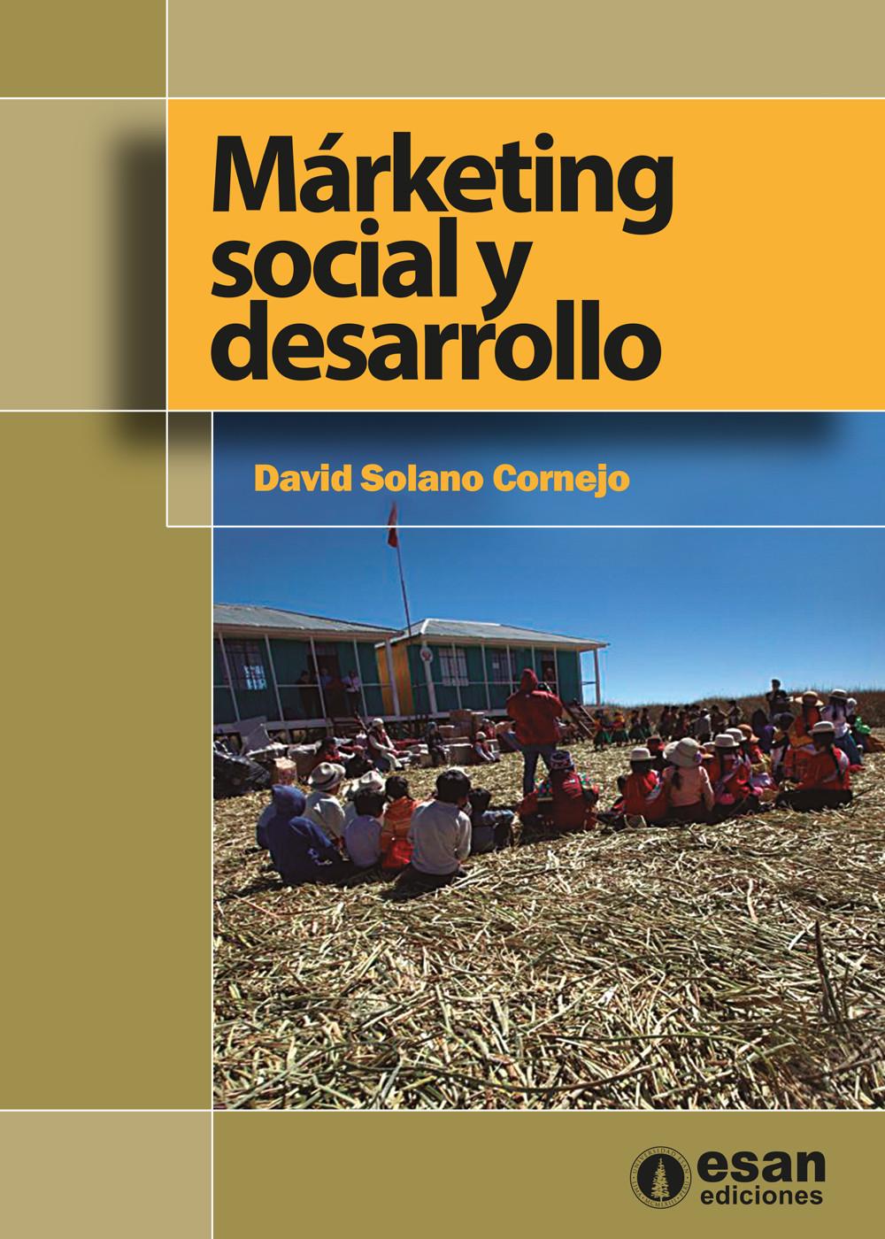 Marketing social y desarrollo