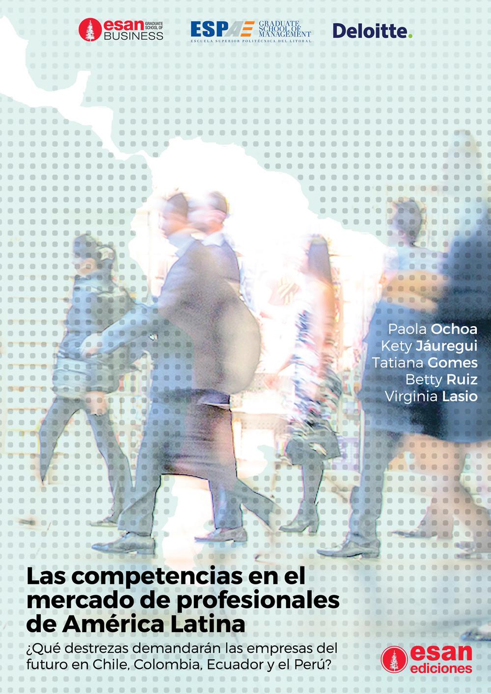 Las competencias laborales en el mercado de profesionales de América Latina