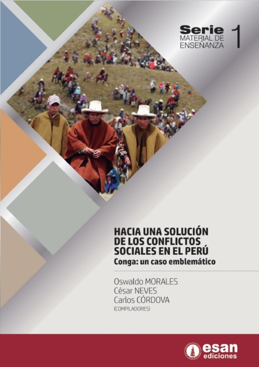 Hacia una solución de los conflictos sociales en el Perú