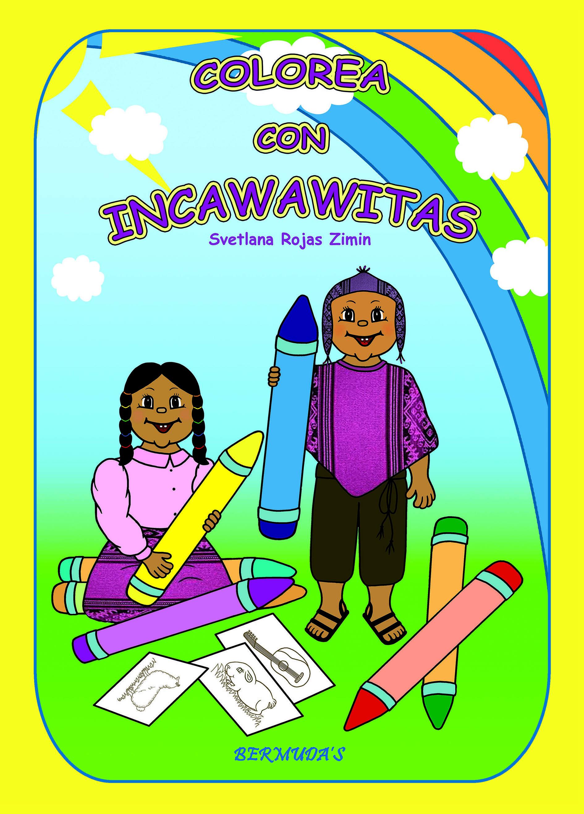 Colorea con Incawawitas