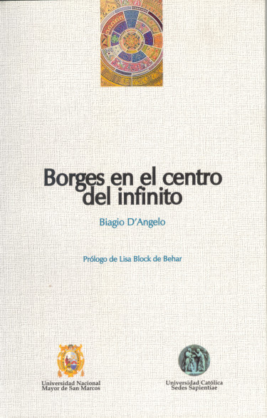 Borges en el centro del infinito