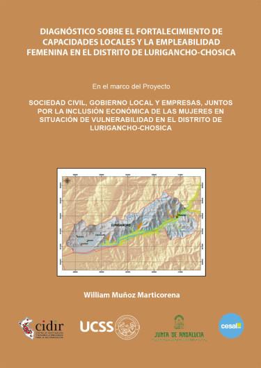 Diagnóstico sobre el fortalecimiento de capacidades locales y la empleabilidad femenina en el distrito de Lurigancho-Chosica