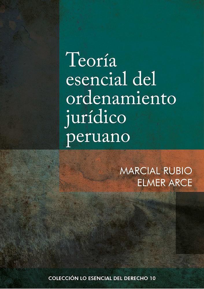 Teoría esencial del ordenamiento jurídico