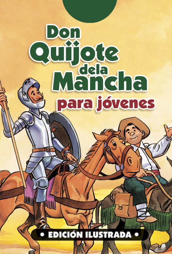 Don Quijote de la Mancha para jóvenes