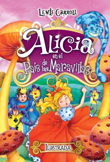 Alicia en el país de las maravillas - Ilustrado