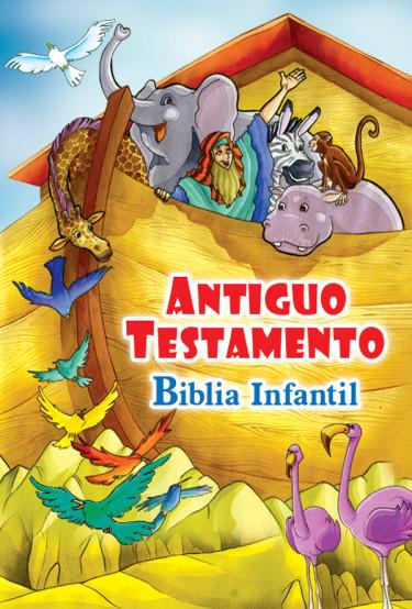 Biblia infantil antiguo testamento