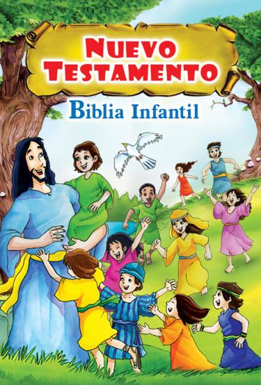 Biblia infantil nuevo testamento