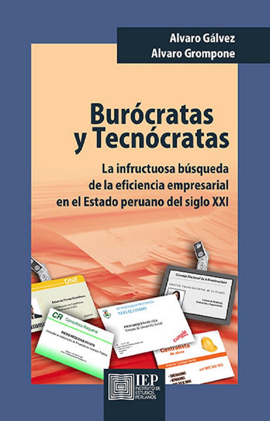 Burócratas y tecnócratas