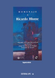 Homenaje a Ricardo Blume