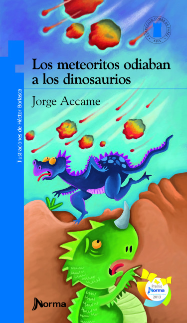 Los meteoritos odiaban a los dinosaurios
