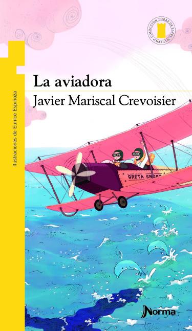 La aviadora