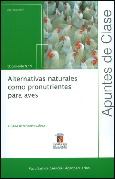 Alternativas naturales como para aves