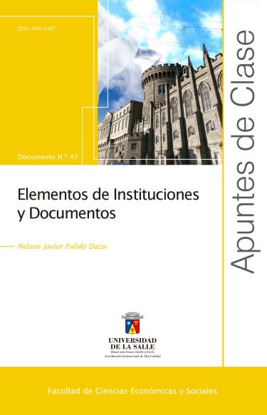 Elementos de instituciones y documentos