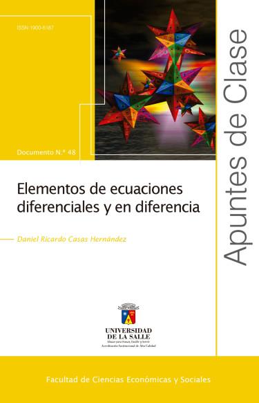 Elementos de ecuaciones diferenciales y en diferencia