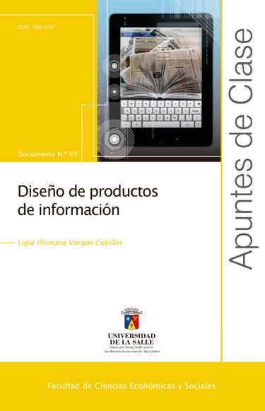 Diseño de productos de información