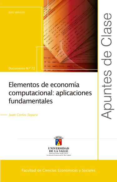 Elementos de economía computacional
