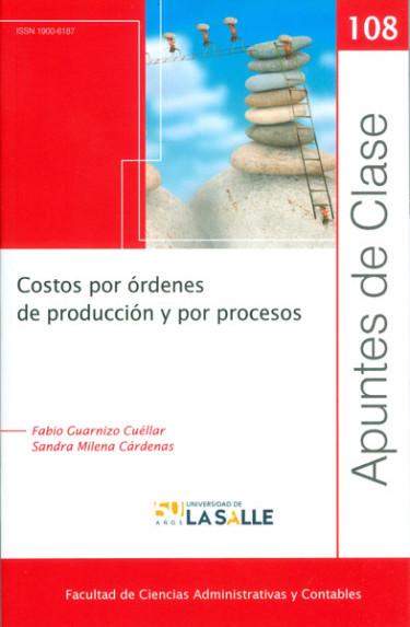 Costos por órdenes de producción y por procesos