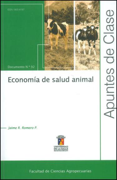 Economía de salud animal