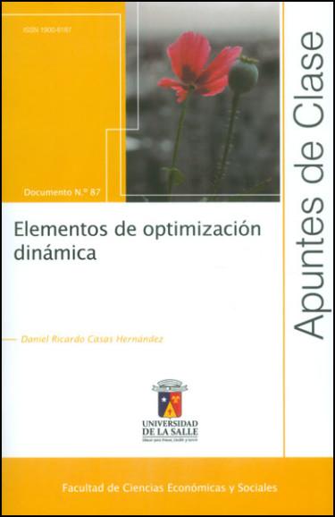 Elementos de optimización dinámica