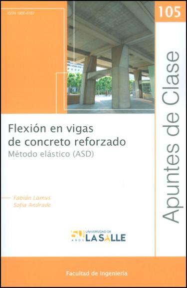 Flexión en vigas de concreto reforzado