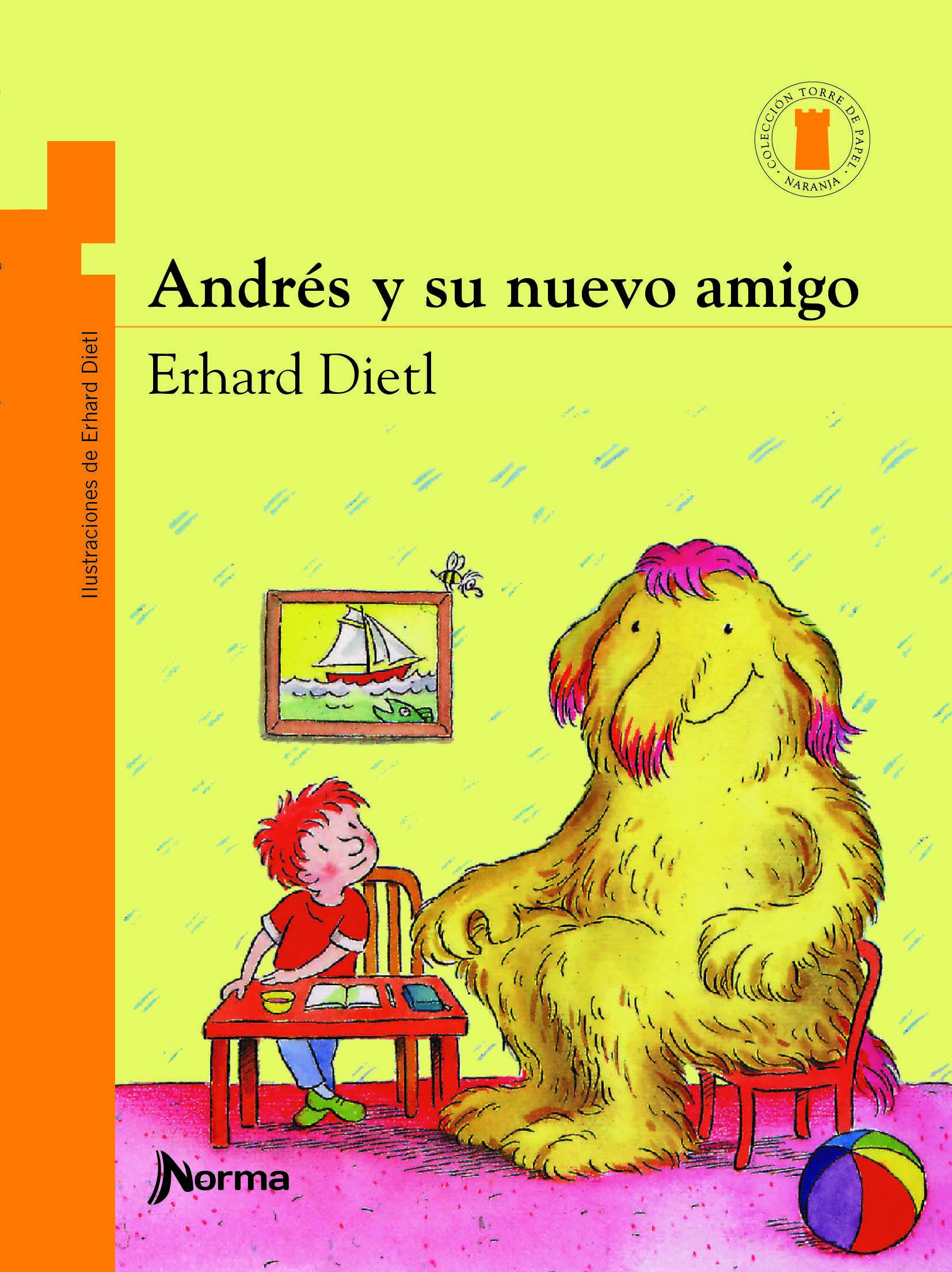 Andrés y su nuevo amigo