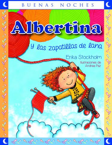 Albertina y las zapatillas de lana